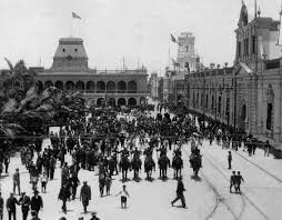 Lima City Hall & Presidential Palace 1930
