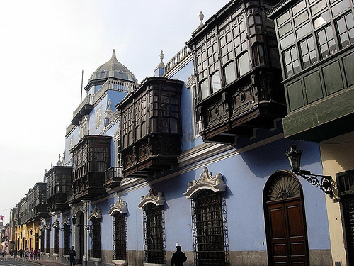 Lima (Unesco World Heritage Site)